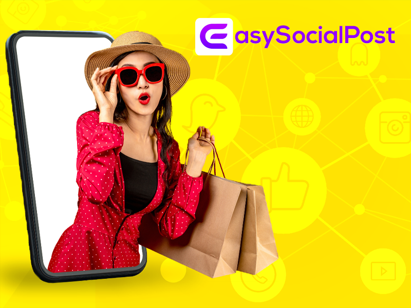 EasySocialPost full screenshot